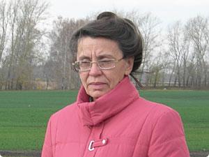 Артемова Галина Васильевна, кандидат биологических наук